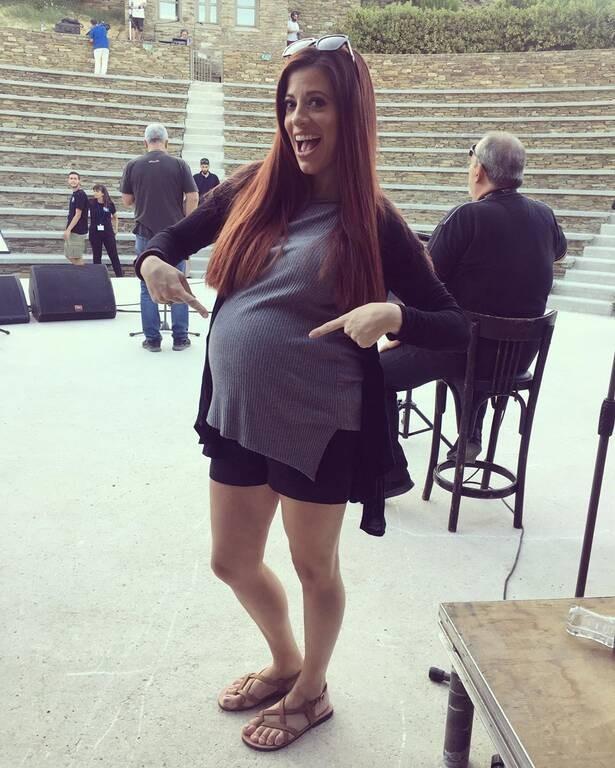 Παίκτρια του X-factor περιμένει το δεύτερο παιδάκι της
