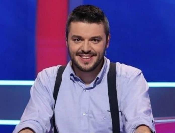 Πέτρος Πολυχρονίδης: Ευχάριστα νέα για τον παρουσιαστή! Τι συνέβη;