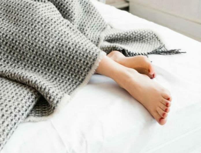 Κουνιούνται ασταμάτητα τα πόδια σου; Δυστυχώς, πάσχεις από...