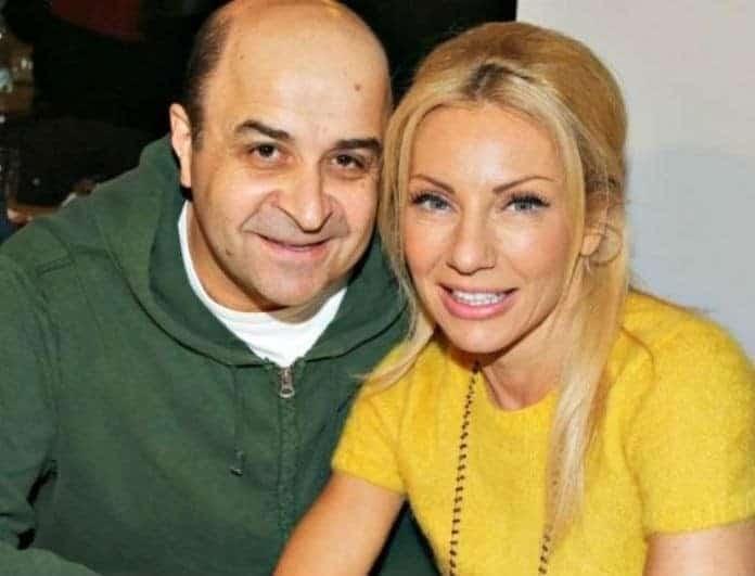 Μάρκος Σεφερλής – Έλενα Τσαβαλιά: «Μας χωρίζουν εδώ και χρόνια αλλά...»