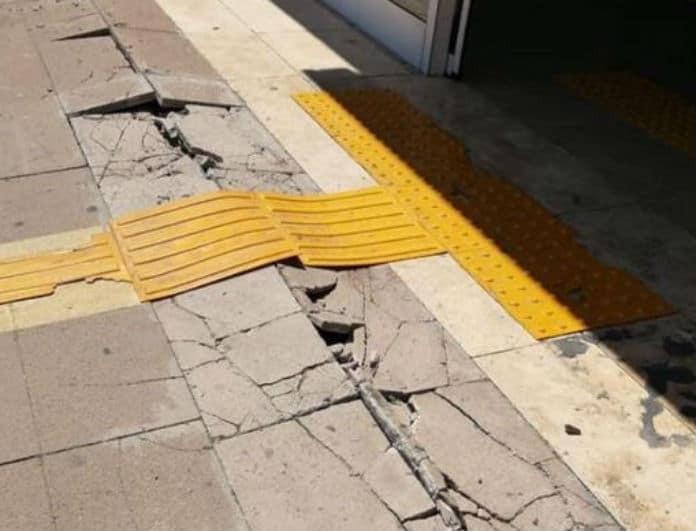 Σεισμός 5,8 Ρίχτερ έφερε την καταστροφή! Δεκάδες τραυματίες και εγκλωβισμένοι! (Βίντεο)