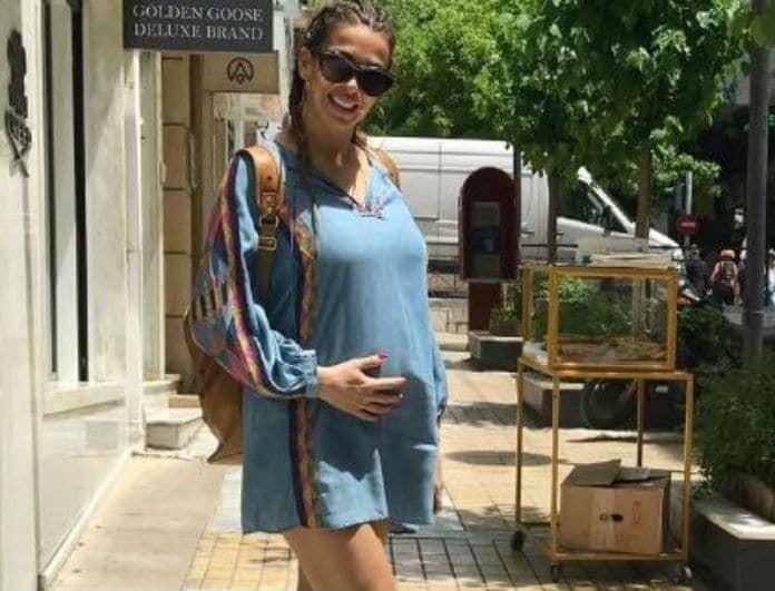 Ελένη Χατζίδου: Μετά τη γέννα σειρά παίρνει η γυμναστική!