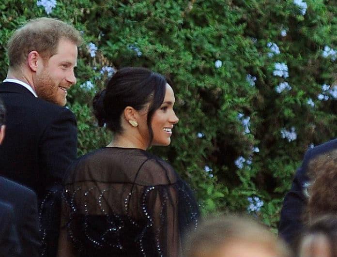 Μέγκαν Μάρκλ: Πήγε σε γάμο με μαύρο φόρεμα και προκάλεσε αντιδράσεις!