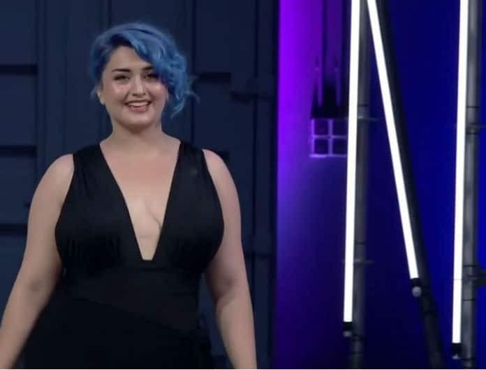GNTM: Η ναζιάρα extra plus size που εντυπωσίασε τους κριτές! Τους κέρδισε με το «καλησπέρα»! (Βίντεο)