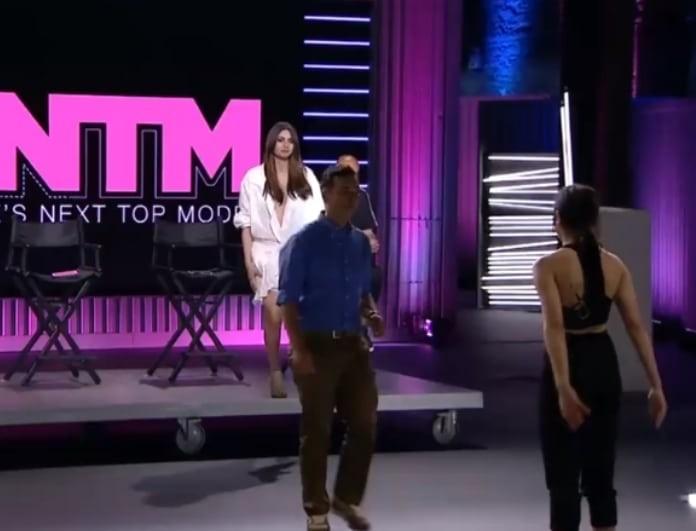 GNTM 2: Τα δάκρυα και η συγκίνηση των κριτών με την ιστορία της Άννας! (Βίντεο)