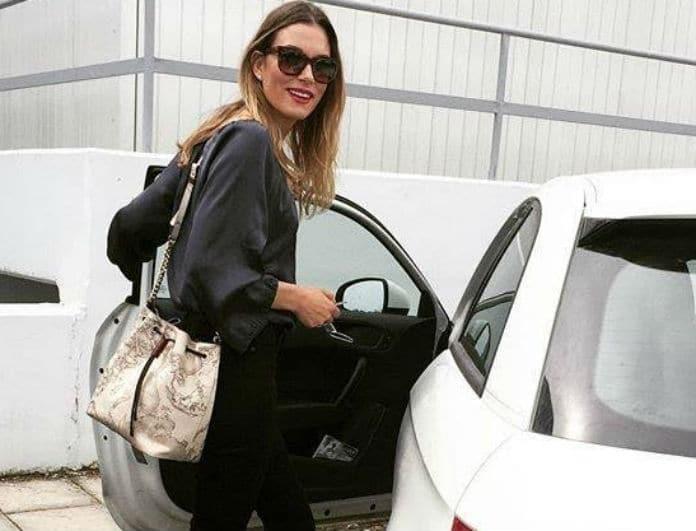Βίκυ Καγιά: Το αυτοκίνητό της μοιάζει με λευκό άλογο! Το όνειρο που λίγοι μπορούν να αποκτήσουν...