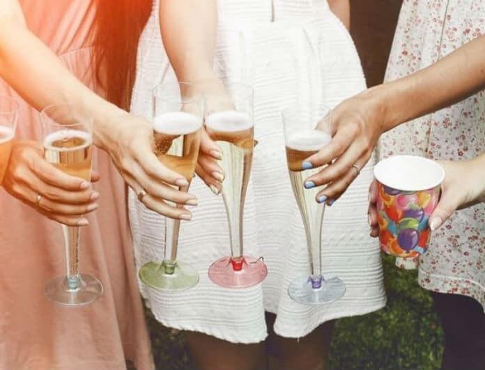 Σου αρέσει το αλκοόλ αλλά έχεις ξεκινήσει δίαιτα; Αυτά είναι τα tips για να μην πεις alcohol not!