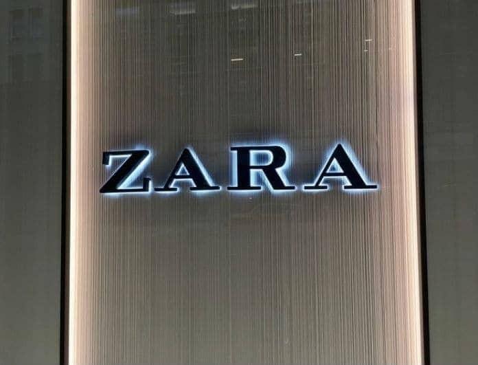 Zara: Αυτό το φόρεμα - πλεκτή πλεξούδα από τη νέα συλλογή θα φορεθεί όλο το Χειμώνα!