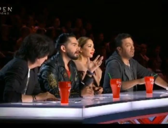 X-Factor: Η εντυπωσιακή πρεμιέρα! Έτσι έκαναν την είσοδό τους οι κριτές! (Βίντεο)
