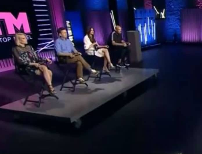 GNTM 2: Οι δυο στιγμές που κριτές και παίκτριες έγιναν έξαλλοι! (Βίντεο)