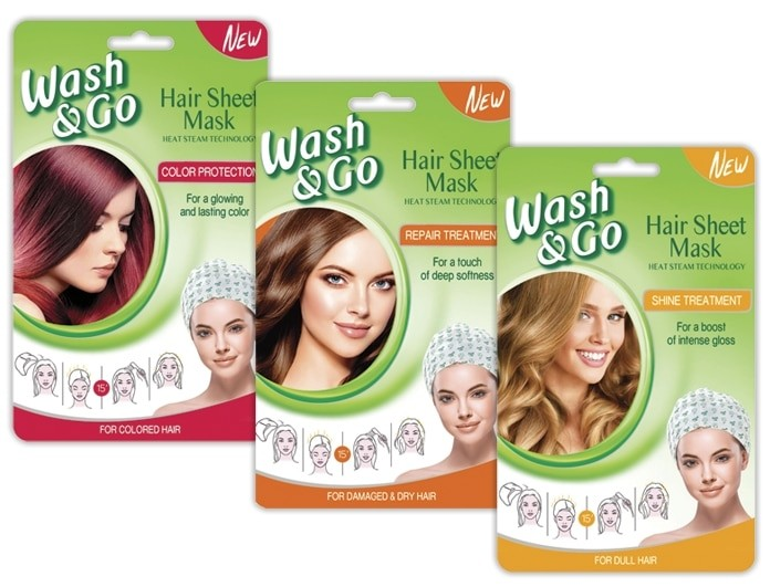 Beauty alert: Νέες hair sheet masks!