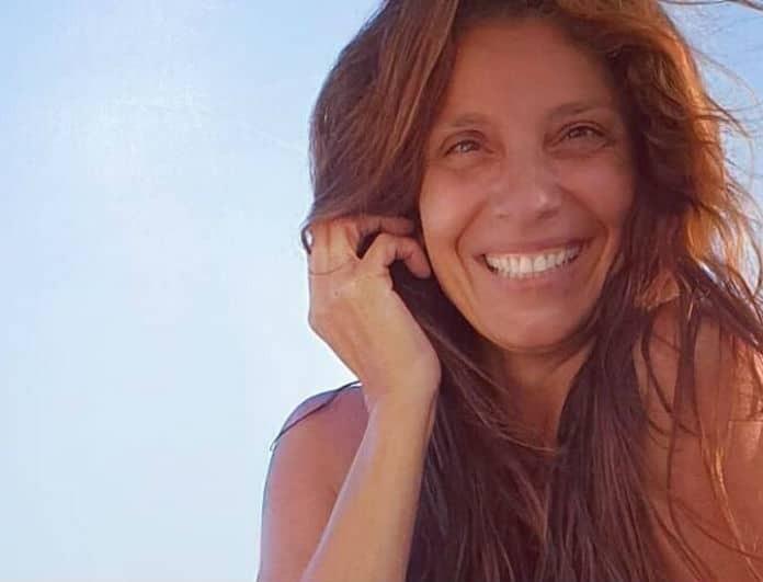 Πόπη Τσαπανίδου: Το μωρό που έφερε το χαμόγελο στο πρόσωπο της!