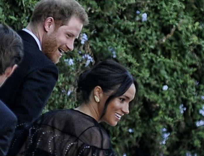 Μέγκαν Μαρκλ: Πήγε σε γάμο με φόρεμα 10.000 ευρώ! Το σχολίαζαν όλοι...