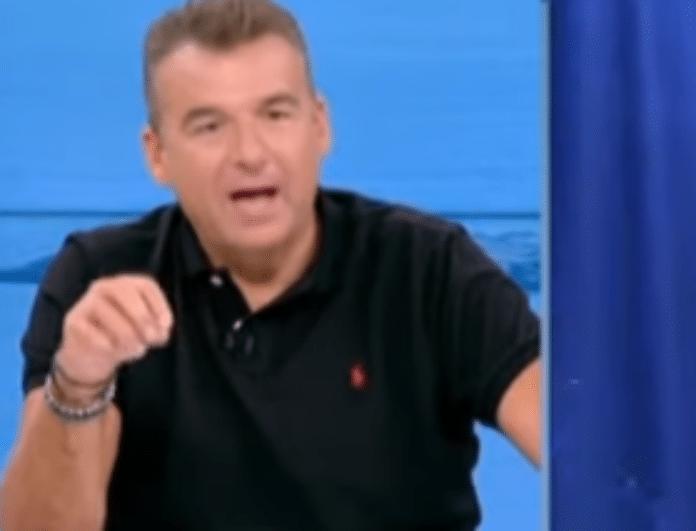 Γιώργος Λιάγκας: Αδιανόητο! «Έκραζε» την καλεσμένη της Σκορδα, ενώ εκείνη της έπαιρνε συνέντευξη!