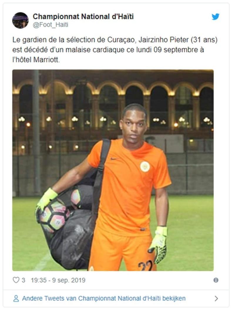 Θρήνος! Πέθανε 31χρονος ποδοσφαιριστής!