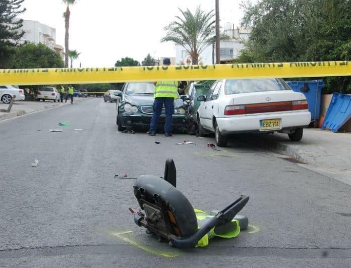 Εικόνες σοκ! Νεκρός σε τροχαίο ο Μιχάλης Σεβαστίδης!