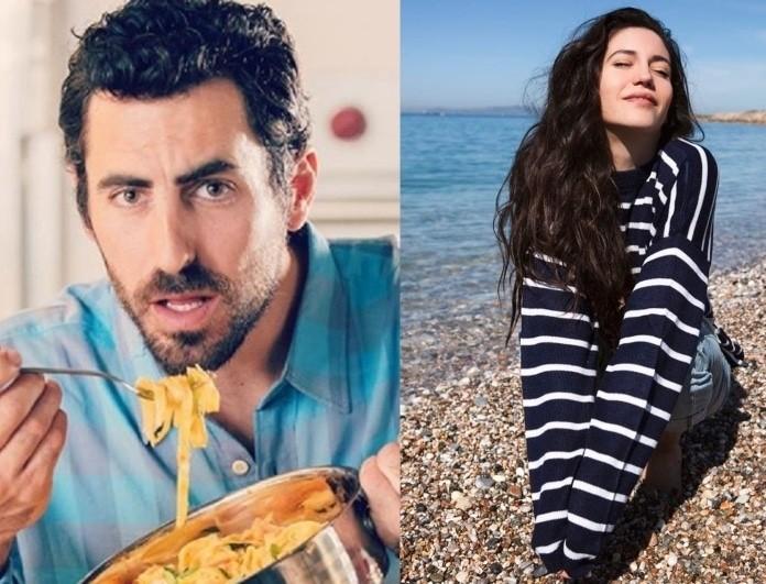 Γιάννης Αποστολάκης - Ελένη Βαΐτσου: Εκεί γνωρίστηκαν και ξεκίνησε ο έρωτάς τους!