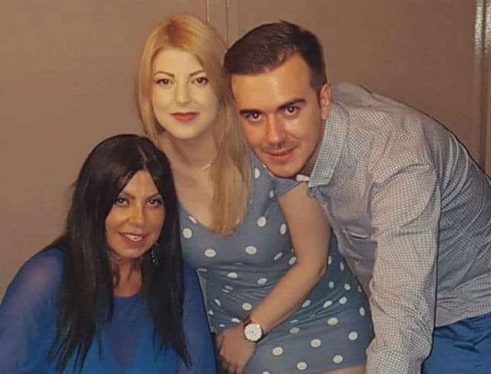 Άντζελα Δημητρίου: Μαζί με την κόρη και τον γαμπρό της στη Μύκονο!