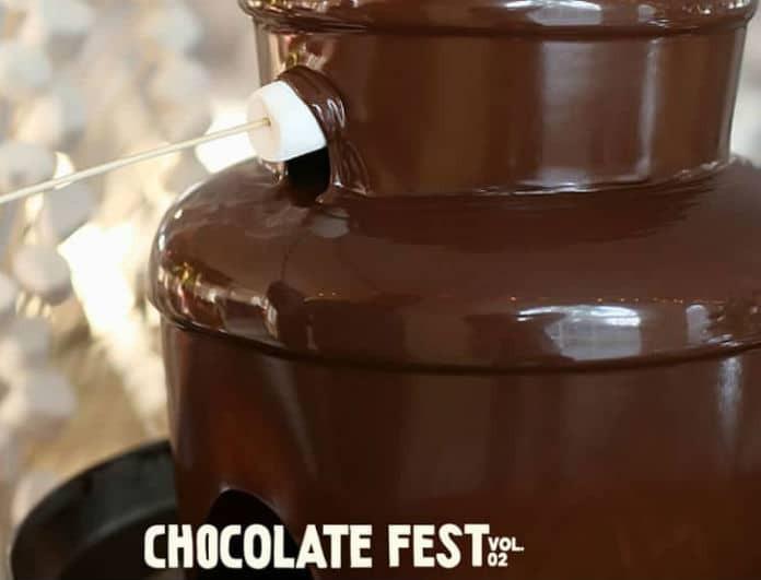 Ένα φεστιβάλ «κόλαση» στην Αθήνα! Είναι σοκολατένιο και θα μας κάνει να «αμαρτήσουμε»!