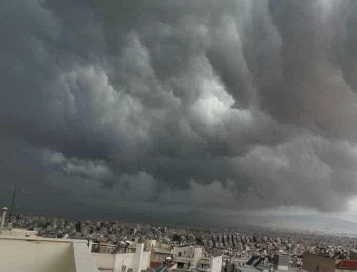 Καιρός: Έρχεται κακοκαιρία από την Πέμπτη! Ποιες περιοχές θα έχουν πτώση της θερμοκρασίας και βροχές;