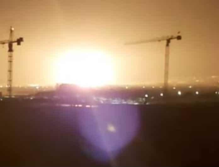 Συναγερμός στην Κύπρο: Εκρήξεις σε αποθήκη πυρομαχικών στα Κατεχόμενα!