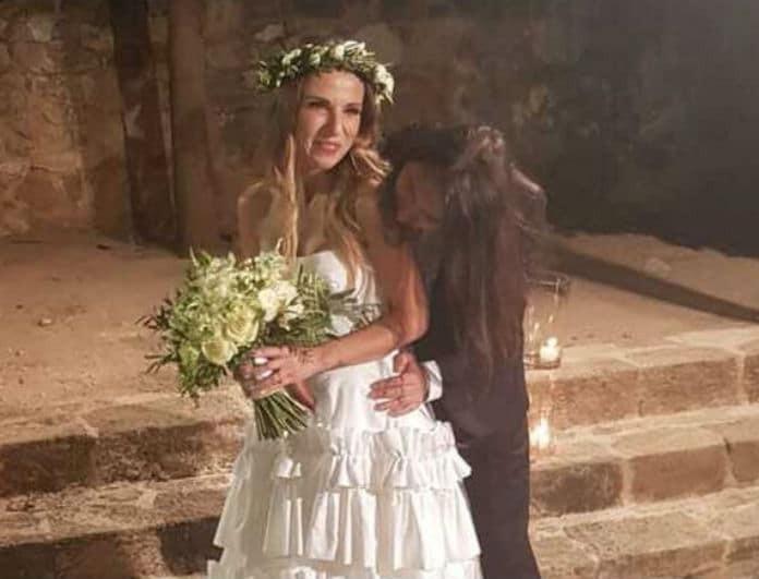 Ευρυδίκη: Δείτε για πρώτη φορά τον γιο της με τον Θεοφάνους! Την συνόδευσε νύφη...