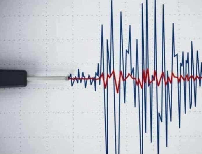 Σεισμός 3,6 Ρίχτερ! Πού «χτύπησε» ο Εγκέλαδος;
