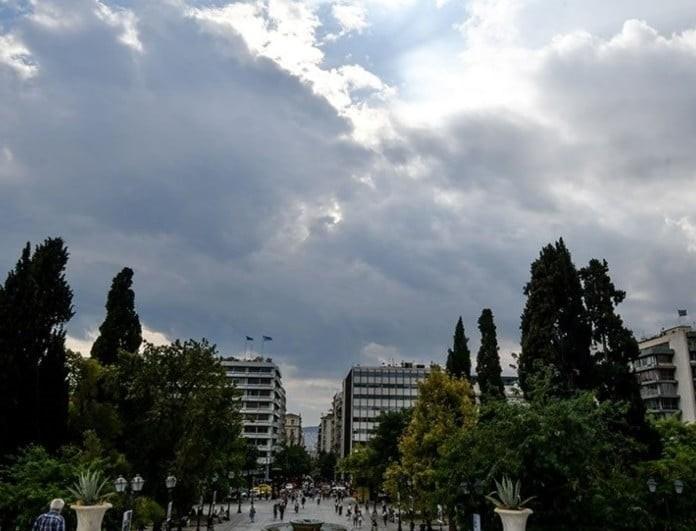 Καιρός σήμερα: Άνοδος της θερμοκρασίας και καταιγίδες!