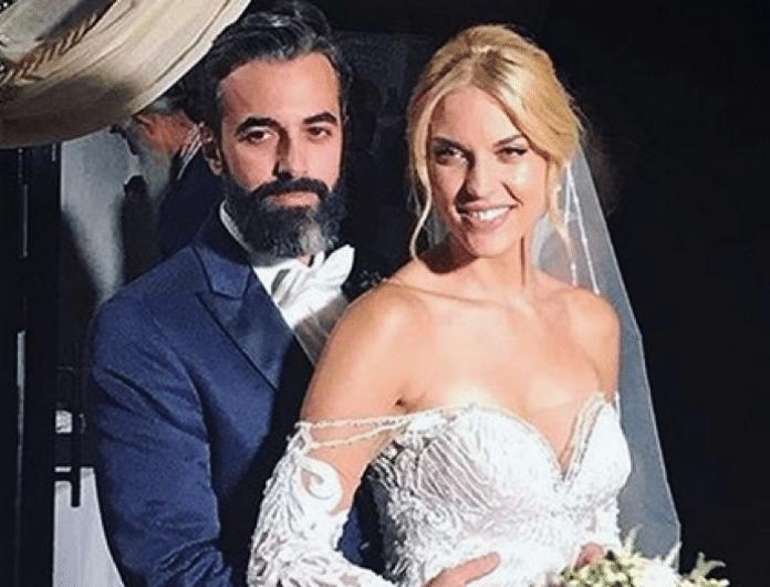 Μαντώ Γαστεράτου: Η έκπληξη υπερπαραγωγή που έκανε στον άντρα της για την πρώτη επέτειο γάμου τους! (Βίντεο)