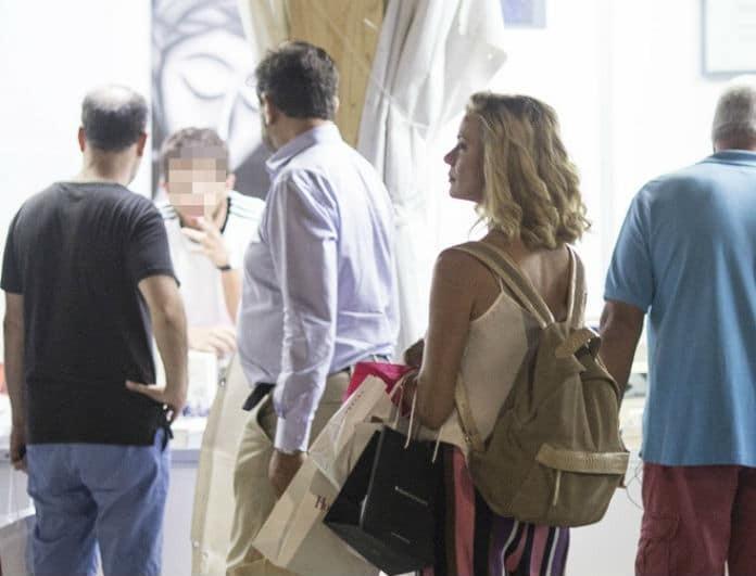 Ζέτα Μακρυπούλια: Βόλτα με γνωστούς ηθοποιούς! Την