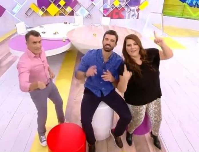 «Μεσημέρι #yes»: Πρεμιέρα για Ζαρίφη - Σταματόπουλο στο Open tv! (Βίντεο)