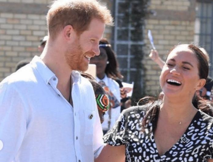 Πρίγκιπας Χάρι - Μέγκαν Μαρκλ:  Στην Αφρική μετέβη το ζευγάρι με τον νεογέννητο γιο τους! (Βίντεο)