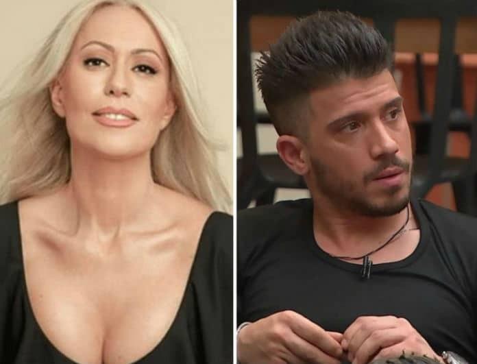 Τζόνι Αμπατζόπουλος: Αποκάλυψε για πρώτη φορά αν είχε σχέση με την Μαρία Μπακοδήμου!