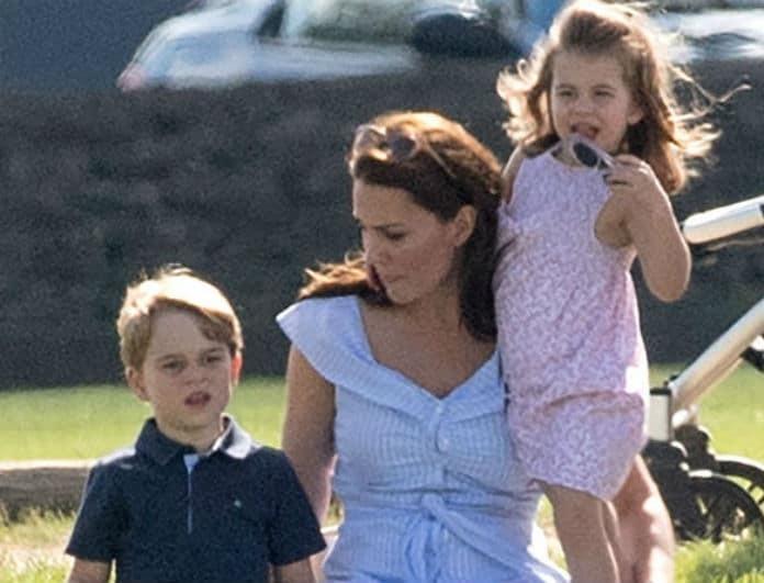 Κέιτ Μίντλετον: Το άγνωστο περιστατικό στο σχολείο! Άφησε τα παιδιά της και...