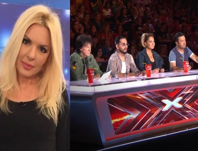 Αννίτα Πάνια: Πρώην καλεσμένη της πήγε στο X-Factor! (Βίντεο)