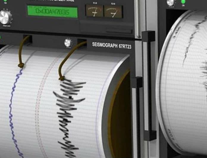 Ισχυρός σεισμός 5,7 ρίχτερ!