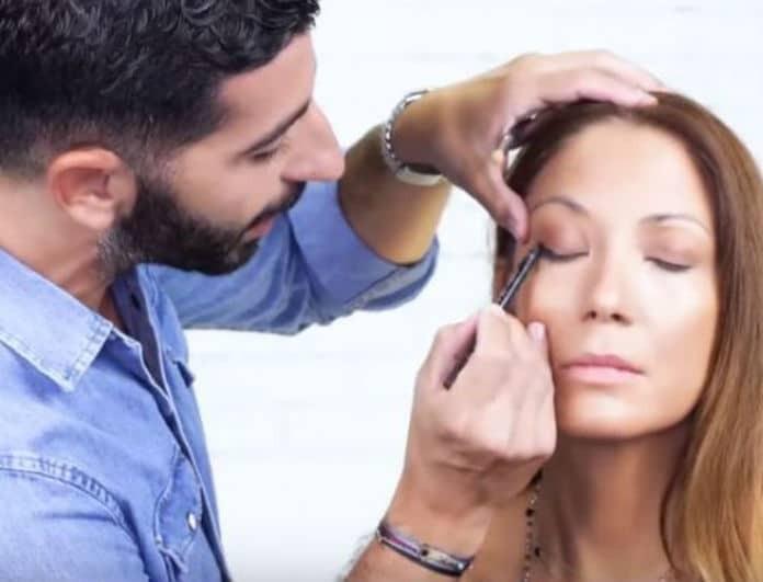 Δημήτρης Σταματίου: O αγαπημένος hair και make up artist μας δείχνει μαλλιά και μακιγιάζ που θα