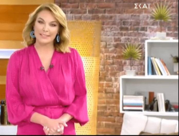 Πρεμιέρα Τατιάνα Σεφανίδου: Η αλλαγή στο πλατό και το καλησπέρα στο κοινό της! (Βίντεο)