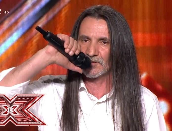 Χ-Factor: Από το... χειρουργείο στο τραγούδι! Τους διασκέδασε! (Βίντεο)