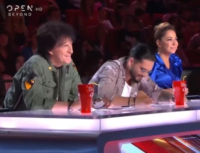X-Factor: Επική ατάκα του Τσαουσόπουλου σε διαγωνιζόμενο!