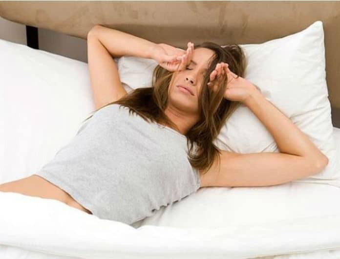 Έχετε ζαλάδα όταν ξυπνάτε; Τρέξτε αμέσως στον γιατρό σας!