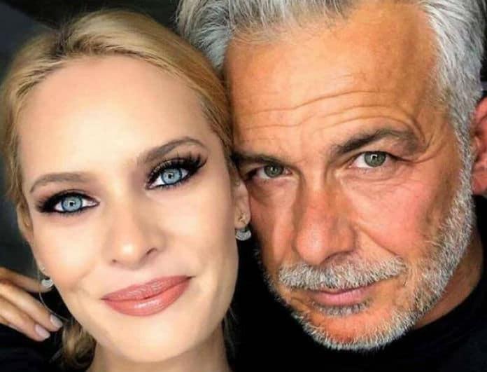 Χάρης Χριστόπουλος - Ανίτα Μπραντ: Επέτειος γάμου για το ζευγάρι! Η φωτογραφία στην πιο τρυφερή τους στιγμή!