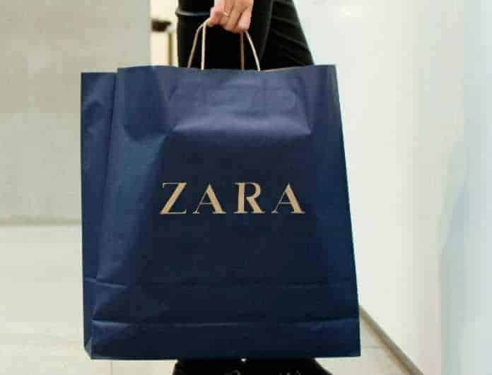 Zara: Αυτή η ασπρόμαυρη φούστα από τη νέα συλλογή είναι το κάτι άλλο! Θα την λατρέψετε όλες!