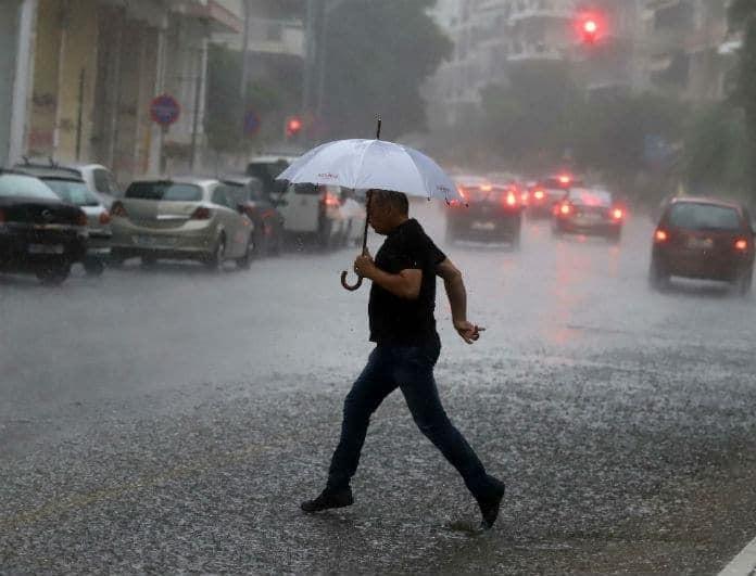 Καιρός σήμερα: Προ των πυλών η κακοκαιρία! Που θα «χτυπήσουν» ισχυροί άνεμοι και βροχές;