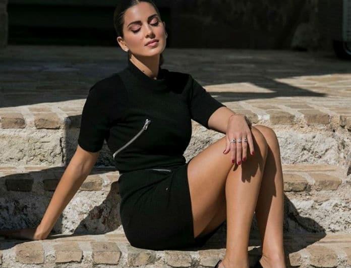 Σταματίνα Τσιμτσιλή: Αυτά τα παπούτσια είναι το όνειρο κάθε γυναίκας! Λίγες μπορούν να τα αποκτήσουν με 620 ευρώ!