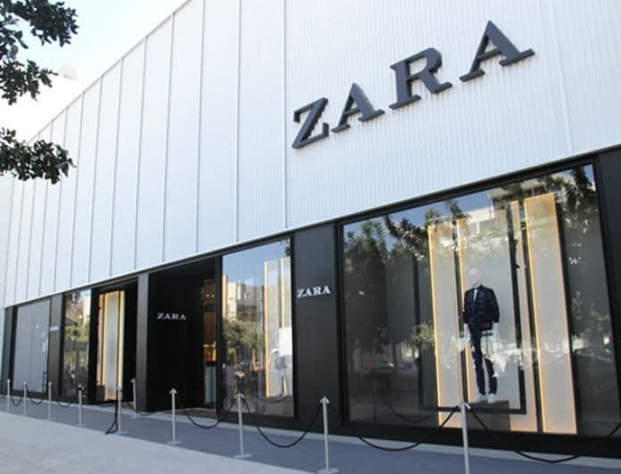 Zara - νέα συλλογή: Αυτή η μπλούζα έχει