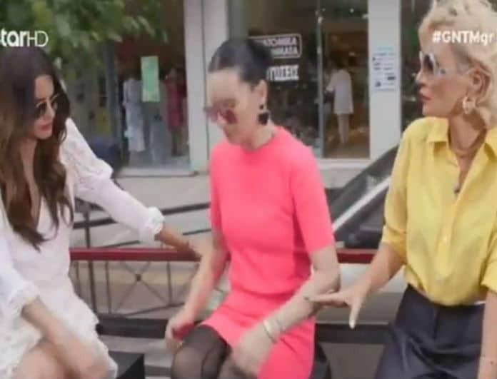 GNTM: Τσακώθηκαν Ζενεβιέβ - Χριστοπούλου! Τους γύρισε την πλάτη την ώρα της δοκιμασίας! (Βίντεο)
