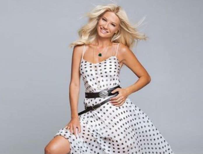 Φαίη Σκορδά: Το φόρεμα της «γιαγιάς» μας επέστρεψε και το έβαλε πρώτη! Πώς να το συνδυάσεις σωστά!