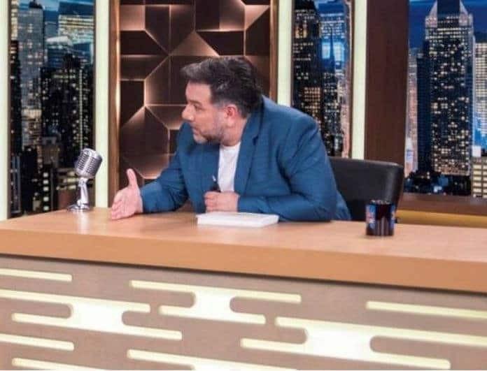 Γρηγόρης Αρναούτογλου: Αυτοί είναι οι καλεσμένοι του στο «The 2night show»!