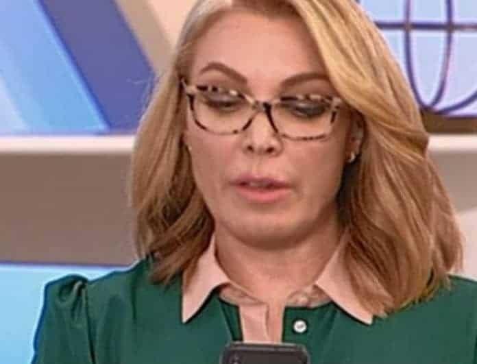 Τατιάνα Στεφανίδου: Συγκλονισμένη στην εκπομπή η παρουσιάστρια - «Οι ελπίδες να ζήσω ήταν ελάχιστες»!